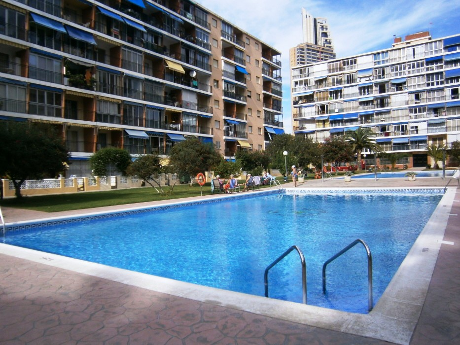 2 Bedroom Apartment in Finestrat