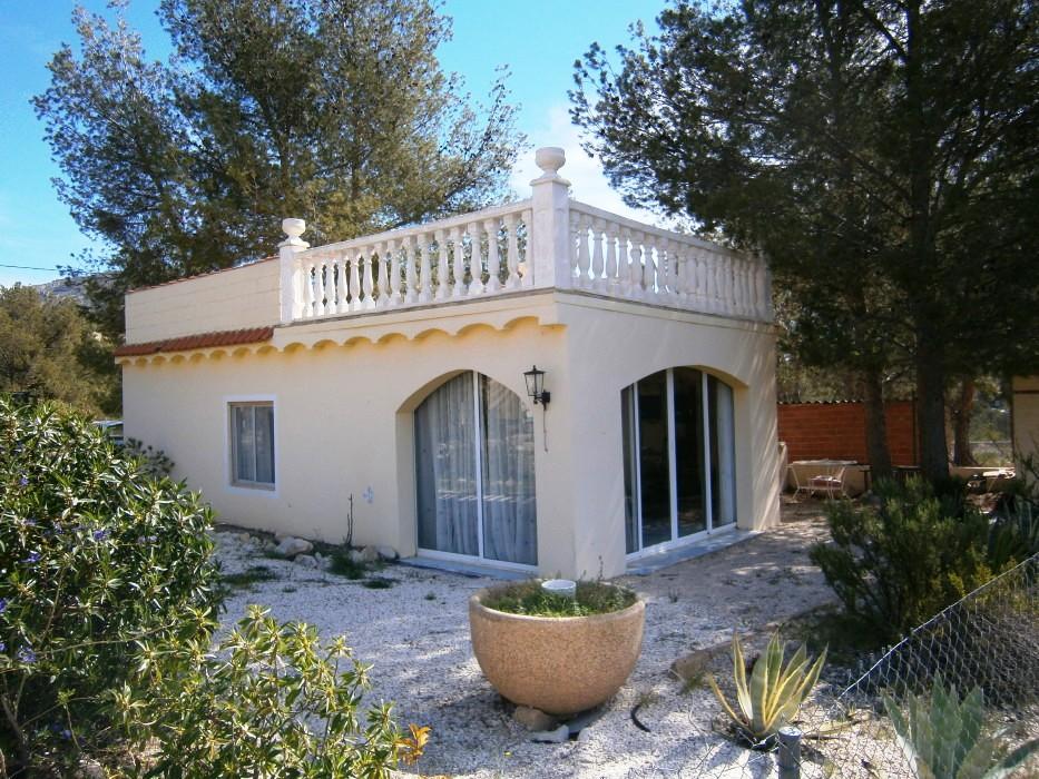 2 Bedroom Villa in Orcheta