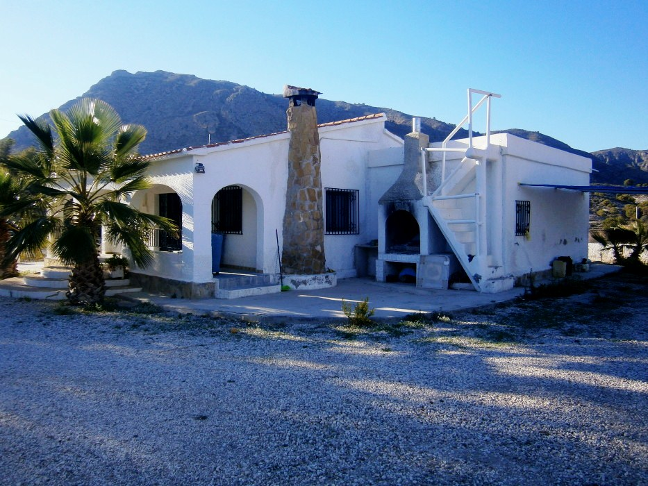 3 Bedroom Villa in Orcheta